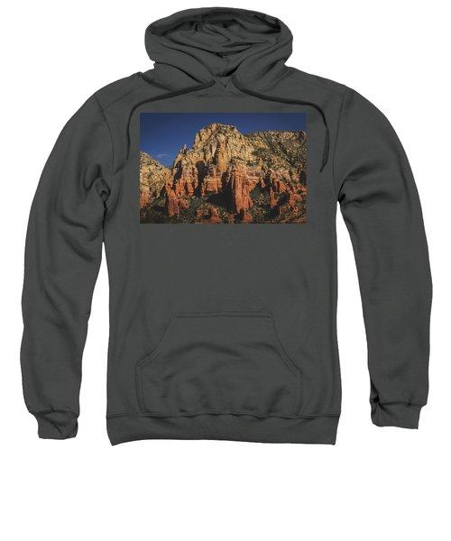 Mormon Canyon Details Sweatshirt