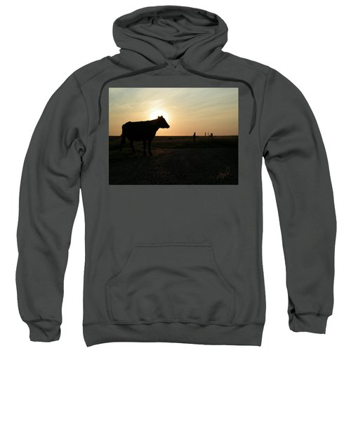 Morning Beef Sweatshirt