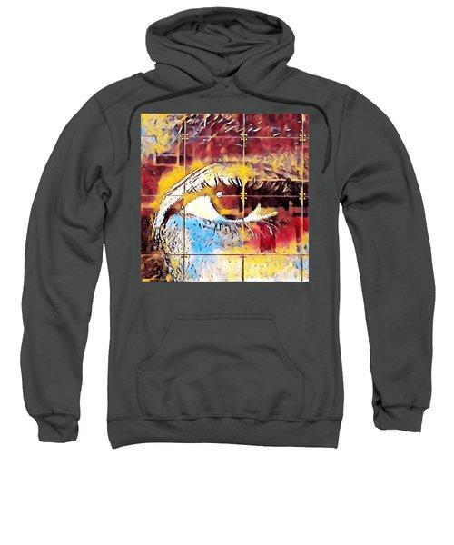 Morning Blues Sweatshirt