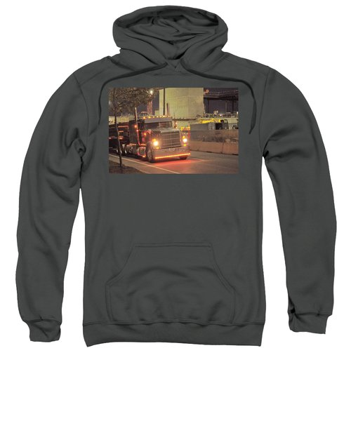 Morning Delivery Sweatshirt