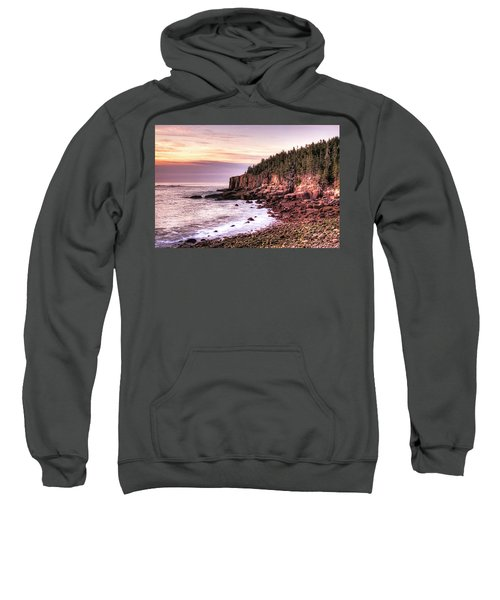 Morning In Acadia Sweatshirt