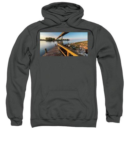 Morning In Port St Joe, Florida Sweatshirt