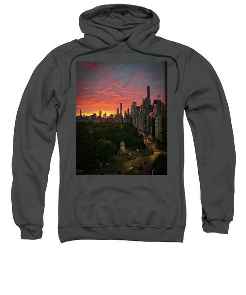 Morning In The City Sweatshirt