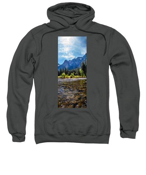 Morning Inspirations 3 Of 3 Sweatshirt