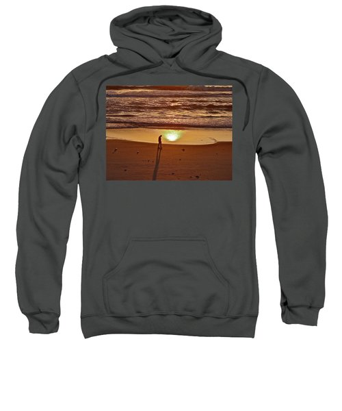 Morning Meditation Sweatshirt