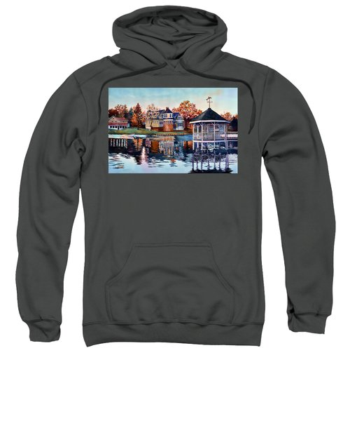 Morning On Silver Lake Sweatshirt