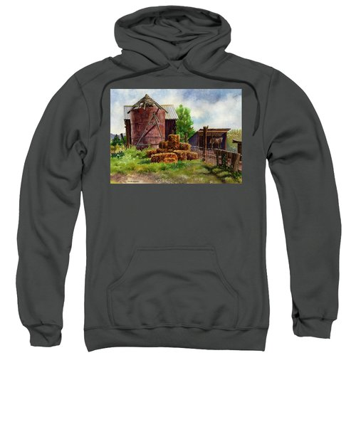 Morning On The Farm Sweatshirt