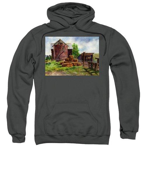 Morning On The Farm Sweatshirt