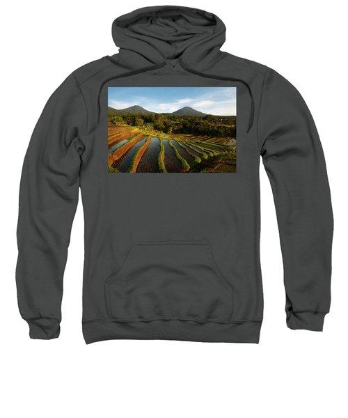 Morning On The Terrace Sweatshirt