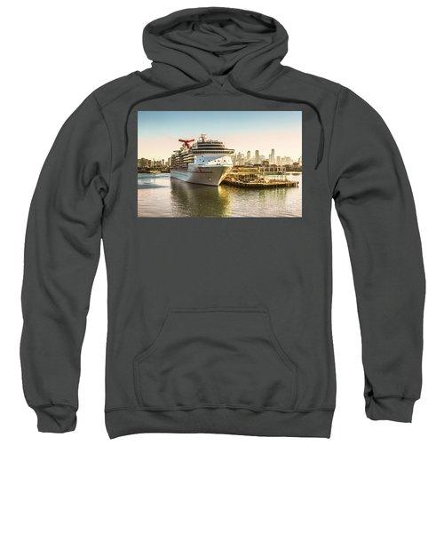 carnival cruise lines hooded sweatshirts pixels