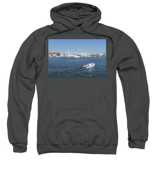 Solitude On The Creek Sweatshirt