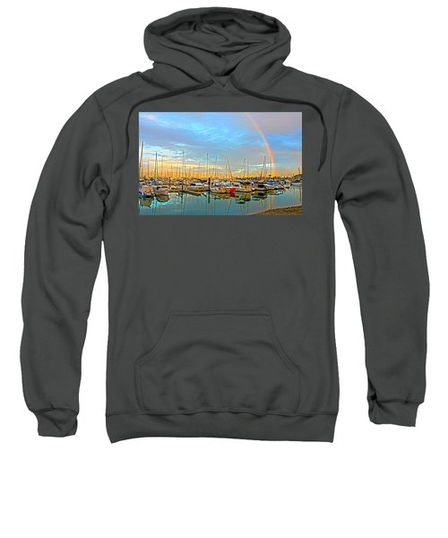 Morton Bay Rainbow Sweatshirt
