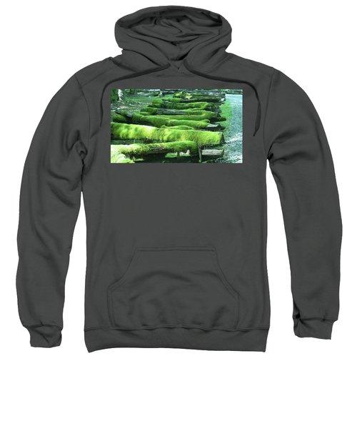 Mossy Fence Sweatshirt