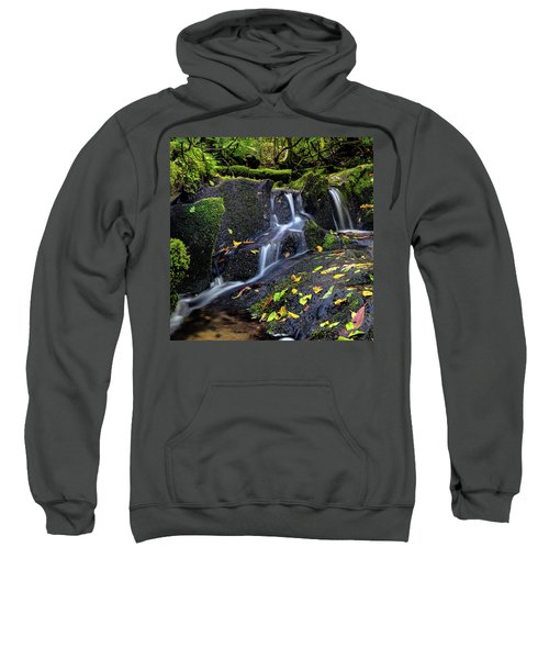 Emerald Cascades Sweatshirt
