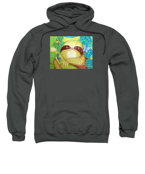 Mossy Sloth Sweatshirt