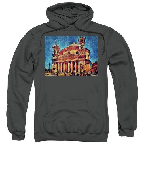 Mosta Church Sweatshirt