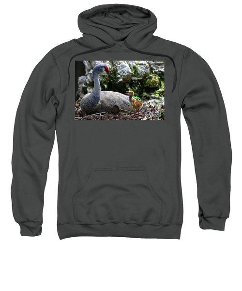 Mother Listening Sweatshirt