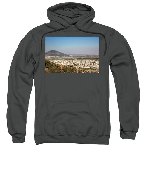 Sweatshirt featuring the photograph Mount Of Ascension by Mae Wertz
