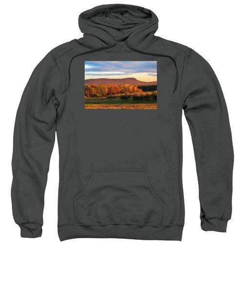 Mount Tom Foliage View Sweatshirt
