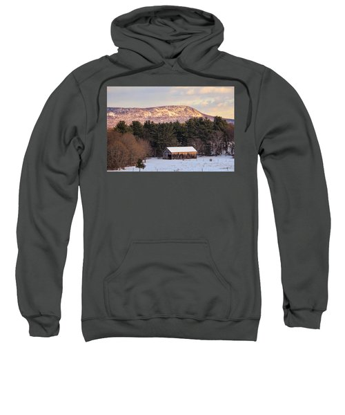 Mount Tom View From Southampton Sweatshirt