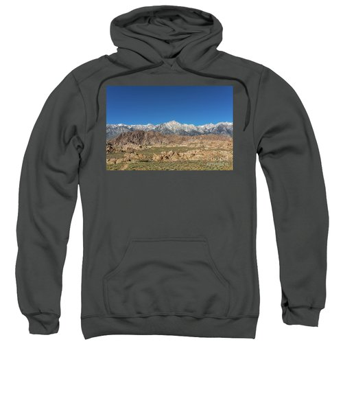 Mount Whitney  Sweatshirt