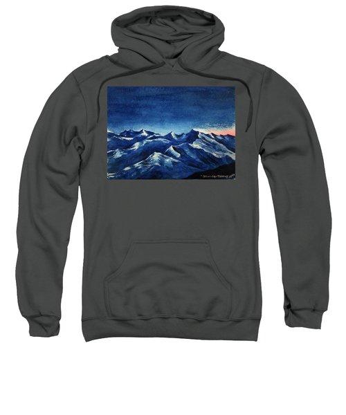 Mountain-4 Sweatshirt