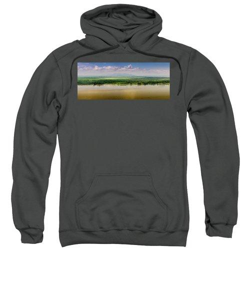 Mountain Beyond The River Sweatshirt