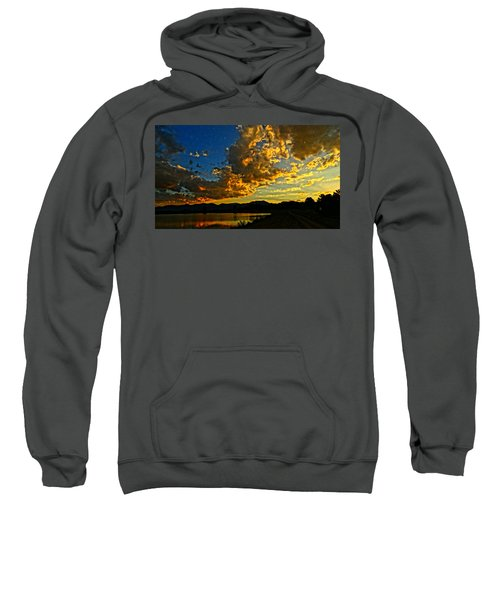 Mountain Colour Sweatshirt