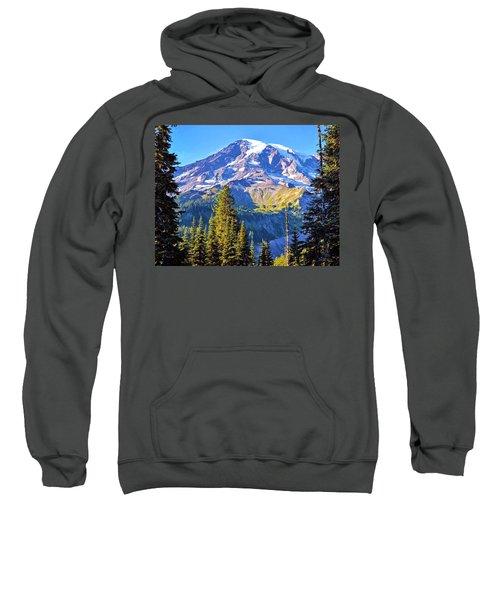 Mountain Meets Sky Sweatshirt