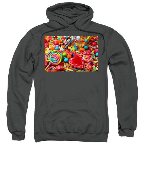 Mountain Of Candy Sweatshirt