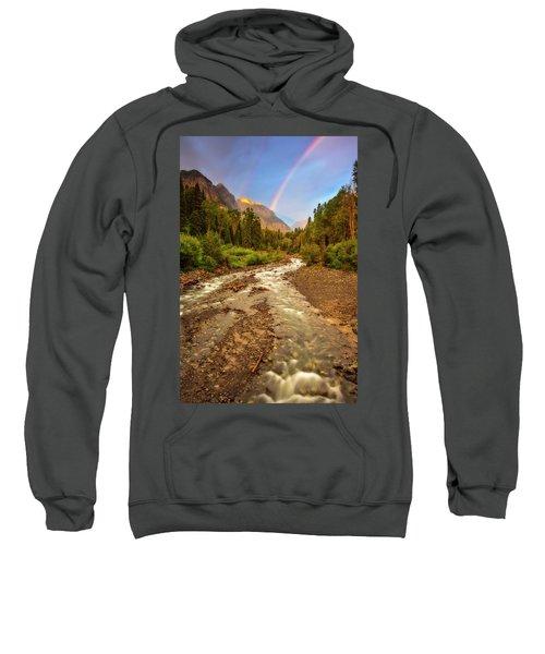 Mountain Rainbow Sweatshirt