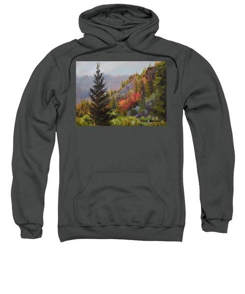 Mountain Slope Fall Sweatshirt