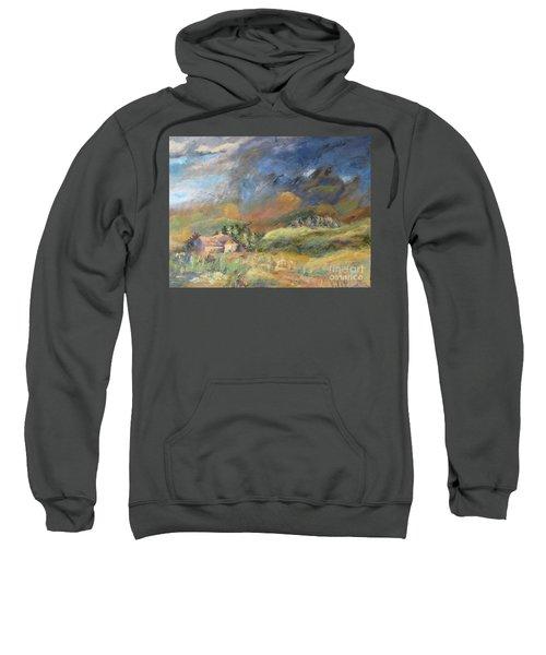 Mountain Storm Sweatshirt