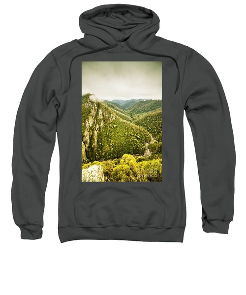 Mountain Streams Sweatshirt