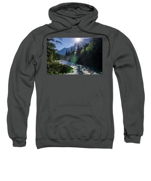 Mountain Sunburst Sweatshirt