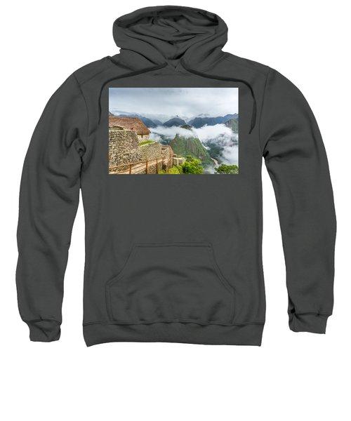 Mountain View. Sweatshirt