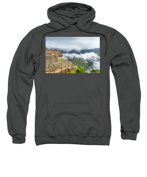 Mountain View. Sweatshirt