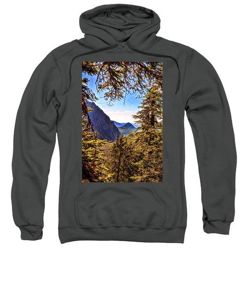 Mountain Views Sweatshirt