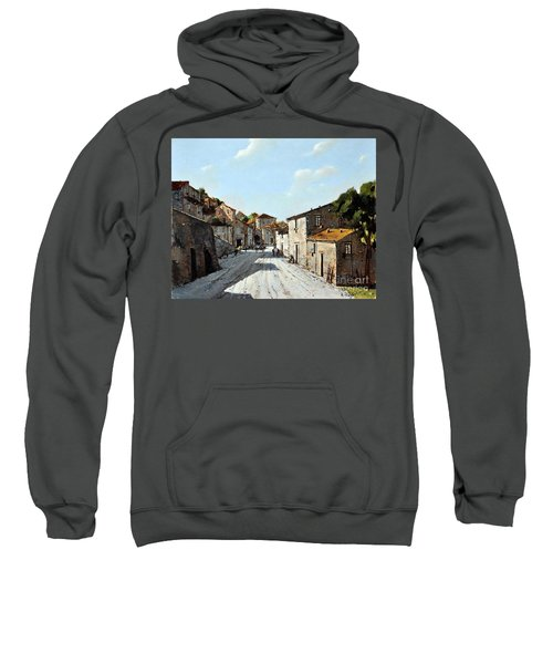 Mountain Village Main Street Sweatshirt