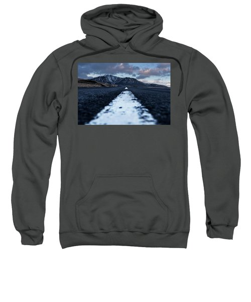 Mountains In Iceland Sweatshirt