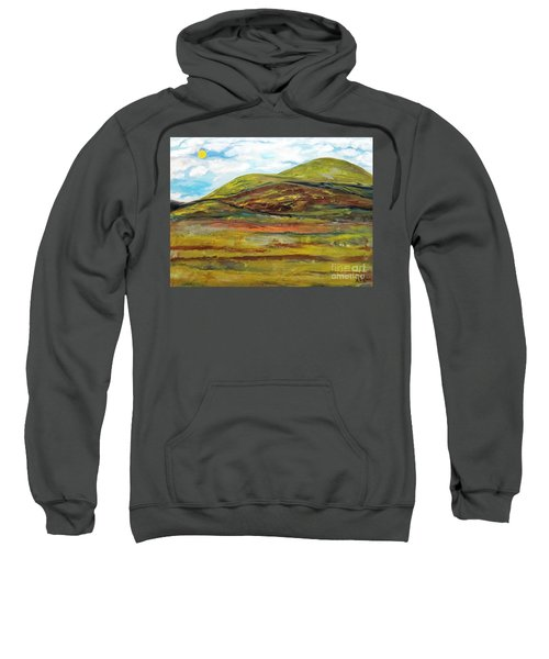 Mountaiscape 2  Sweatshirt