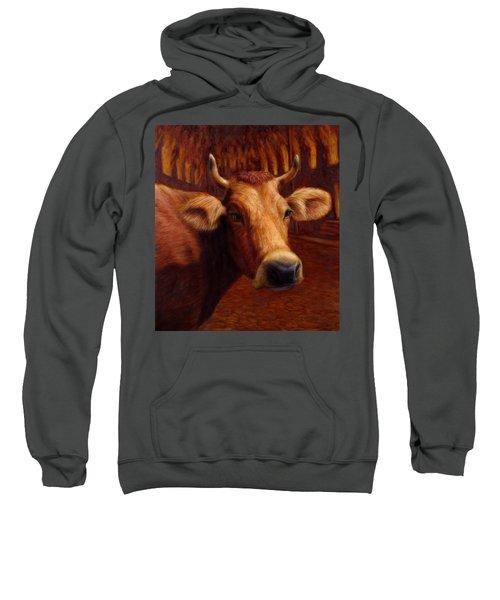 Mrs. O'leary's Cow Sweatshirt