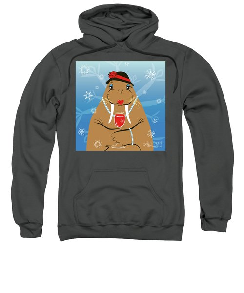 Mrs. Walrus Sweatshirt