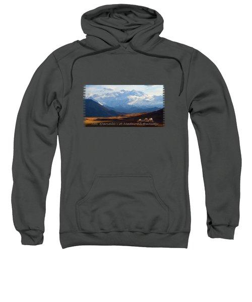 Mt. Denali National Park Sweatshirt