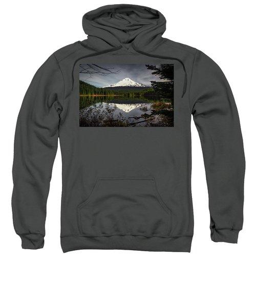 Mt Hood Reflection Sweatshirt