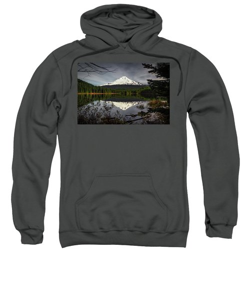 Mt Hood Reflection Sweatshirt