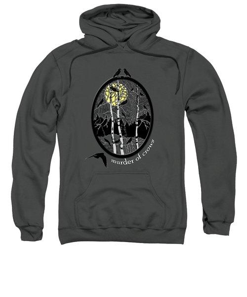 Murder Of Crows Sweatshirt