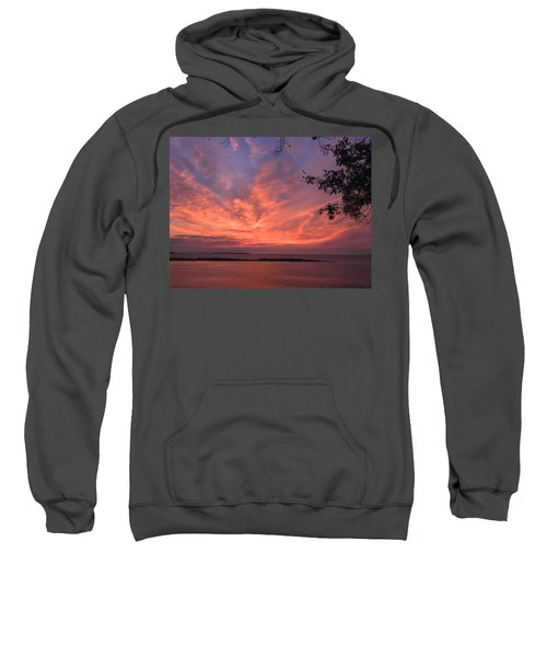 Muscongus Sound Sunrise Sweatshirt