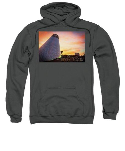 Museum Of Glass Tower#2 Sweatshirt