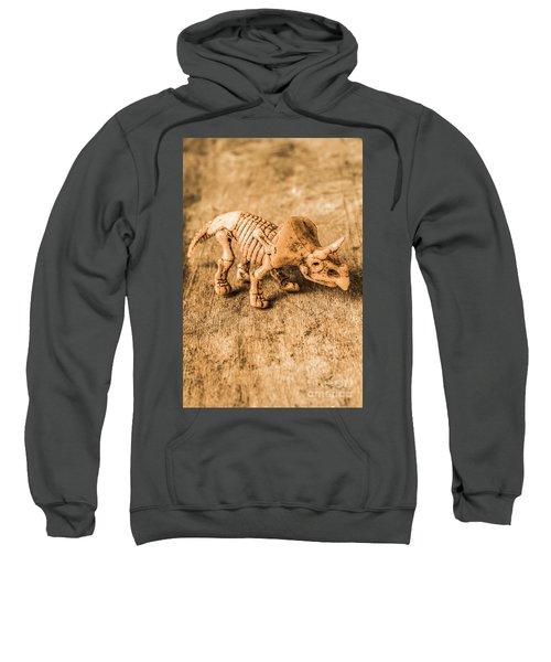Museum Of Plastic Extinctions Sweatshirt
